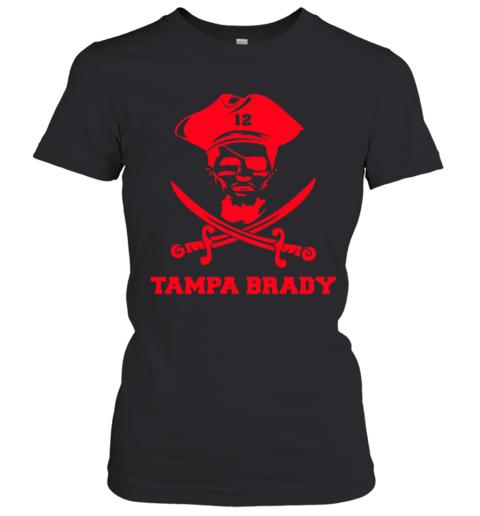 12 Tampa Brady Women's T-Shirt