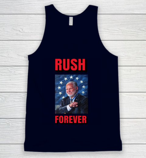 Rush Limbaugh Forever Tank Top 2