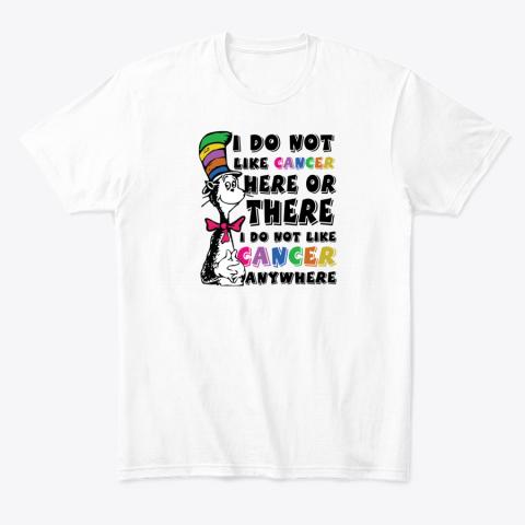 dr seuss cancer T-Shirt