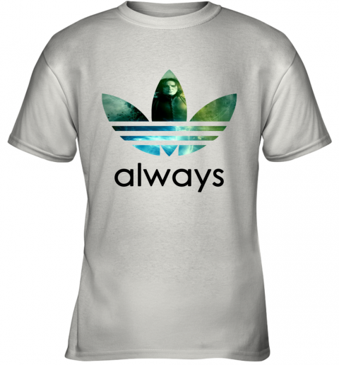 rr4f adidas severus snape always harry potter shirts youth t shirt 26 front white