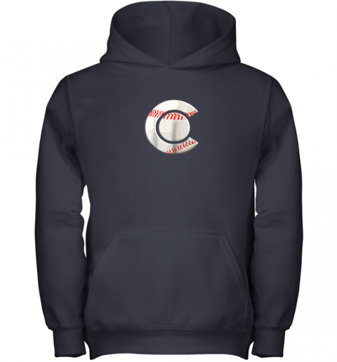 tbgs colorado baseball youth hoodie 43 front navy