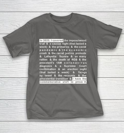 Jim Acosta T-Shirt 8