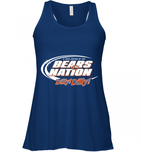 hj18 a true friend of the bears nation flowy tank 32 front true royal