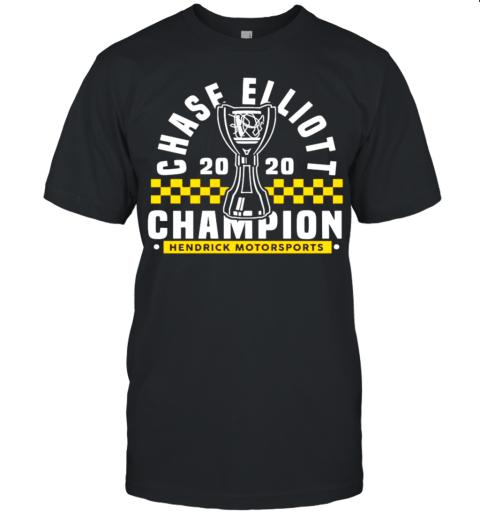 Chase Elliott 2020 Champion Hendrick Motorsports Unisex Jersey Tee