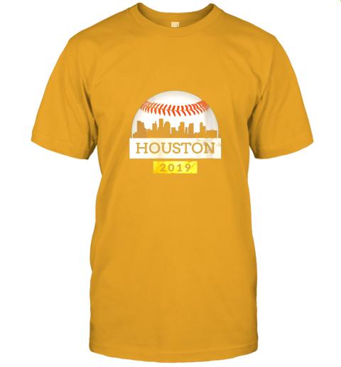 j2px houston baseball shirt 2019 astro skyline on giant ball jersey t shirt 60 front gold