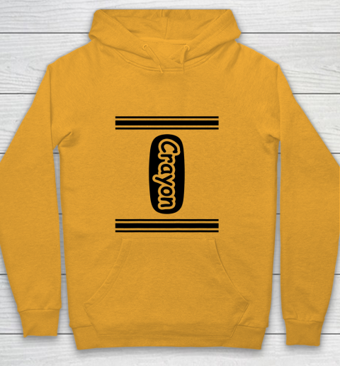Crayon Youth Hoodie 2