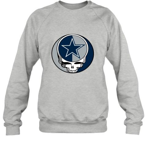 NFL Team Dallas Cowboys x Grateful Dead Sweatshirt