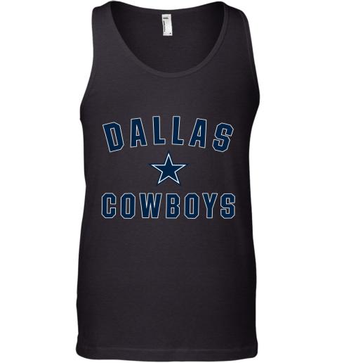 Dallas Cowboys NFL Pro Line by Fanatics Branded Gray Tank Top