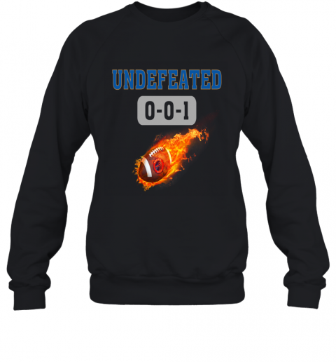NFL BUFFALO BILLS Logo Undefeated Sweatshirt