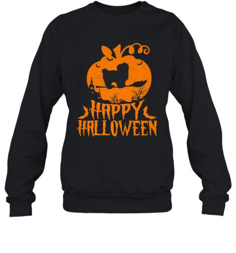 Happy Halloween Shih Tzu Costume Shirt Dog Lover Gift Premium Sweatshirt