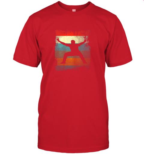 lnut vintage baseball umpire shirt retro baseball fan shirt gift jersey t shirt 60 front red