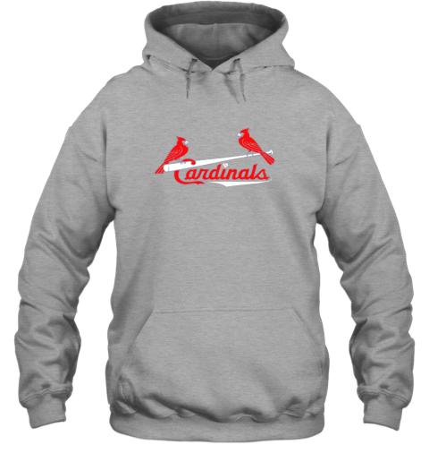 tfhp cardinal sports shirtst louis baseball fan hoodie 23 front sport grey