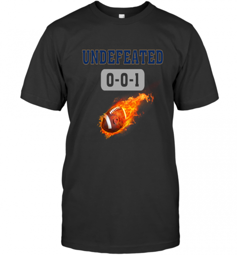 NFL NEW ENGLAND PATRIOTS LOGO Undefeated T-Shirt