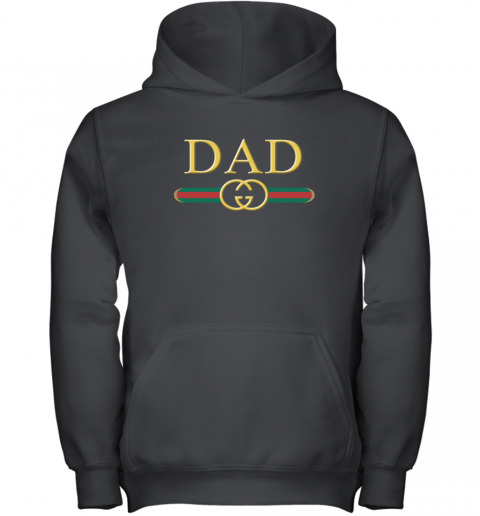Great Dad Gucci Family Youth Hoodie