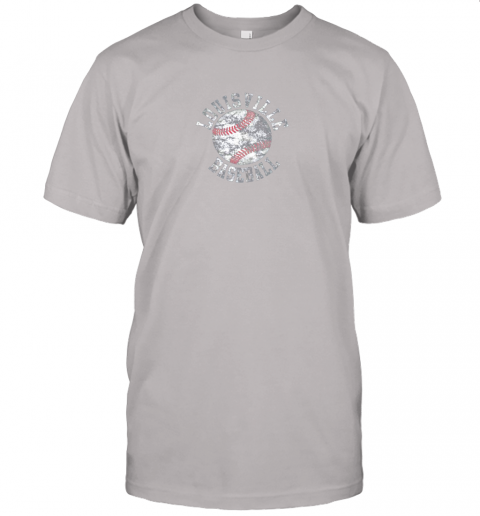 qo0u vintage louisville baseball jersey t shirt 60 front ash