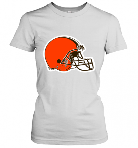 Cleveland Browns NFL Pro Line by Fanatics Branded Brown Victory Women's T-Shirt