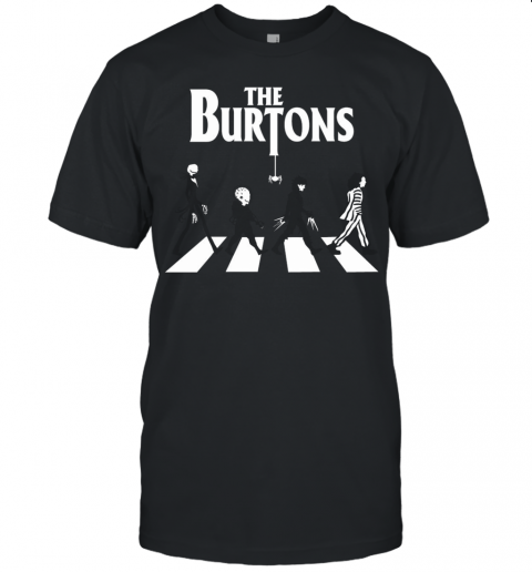 The Burtons Abbey Road Unisex Jersey Tee