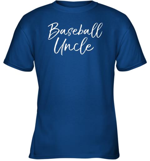 5rmk baseball uncle shirt for men cool baseball uncle youth t shirt 26 front royal