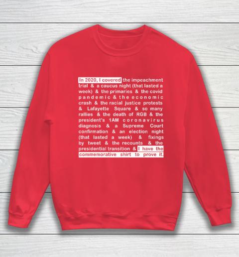 Jim Acosta Sweatshirt 7