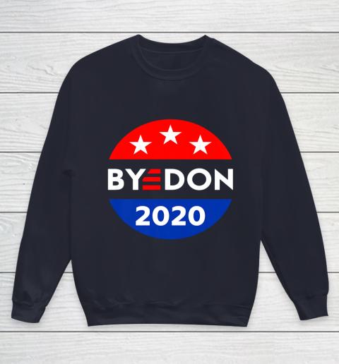 ByeDon 2020 Bye Don Anti Trump Vote Joe Biden Youth Sweatshirt 2