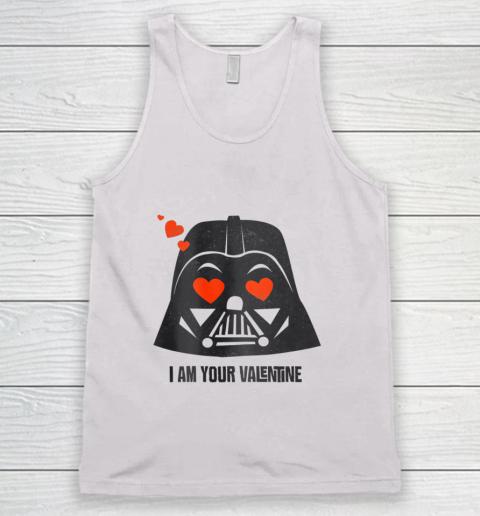 Star Wars Darth Vader I Am Your Valentine Tank Top