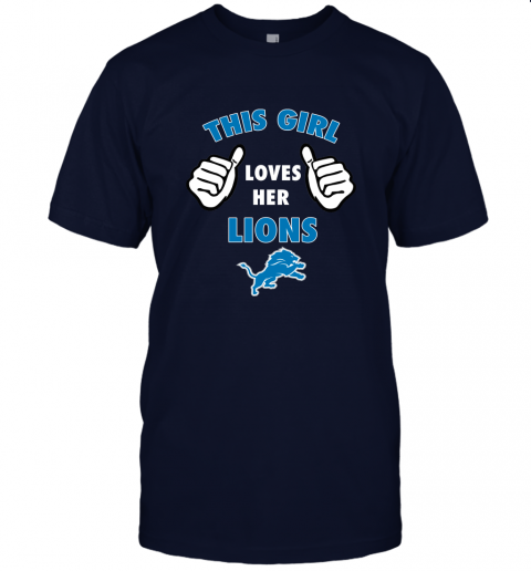 ewnm this girl loves her detroit lions jersey t shirt 60 front navy