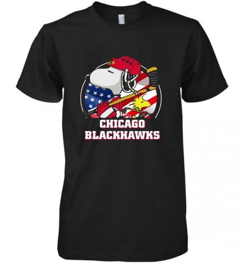 xxu9-chicago-blackhawks-ice-hockey-snoopy-and-woodstock-nhl-premium-guys-tee-5-front-black-480px