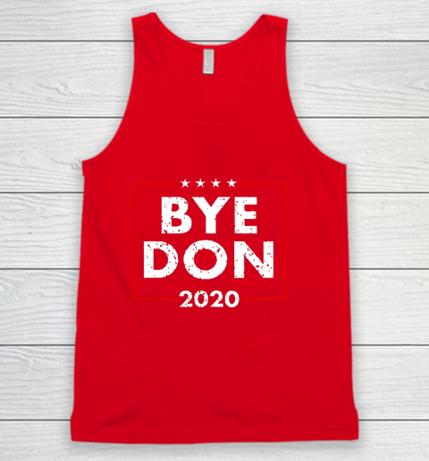 ByeDon 2020 Joe Biden 2020 American Election Tank Top 5