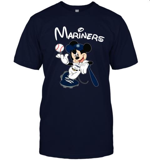 uuv9 baseball mickey team seattle mariners jersey t shirt 60 front navy