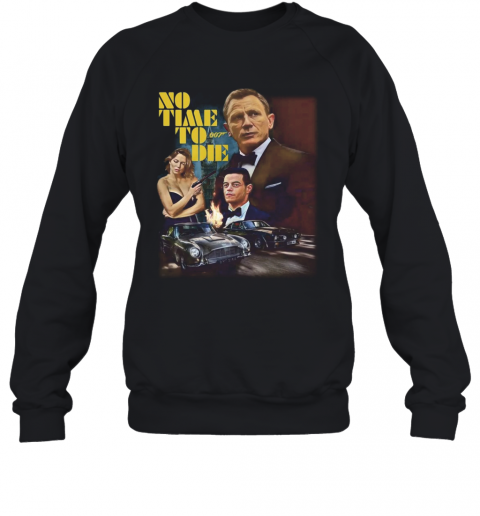007 No Time To Die Sweatshirt