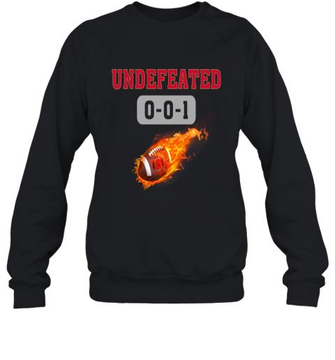 NFL ARIZONA CARDINALS Logo Undefeated Sweatshirt