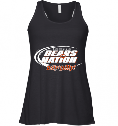 hj18 a true friend of the bears nation flowy tank 32 front black