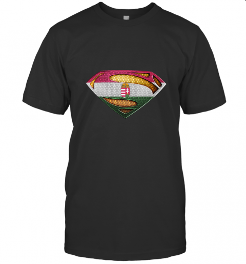 Nemzetgazdasagi Miniszterium Superman Flag Shield