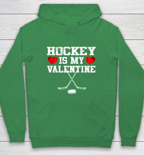 Hockey Is My Valentine Hoodie 5
