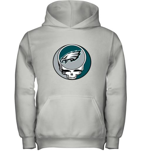 NFL Team Philadelphia Eagles x Grateful Dead Youth Hoodie