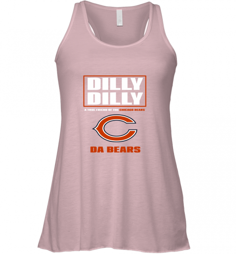 75j7 dilly dilly a true friend of the chicago bears flowy tank 32 front soft pink