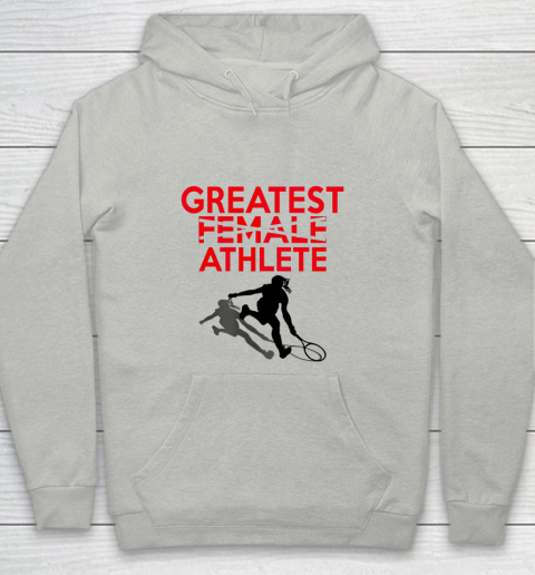 Greatest Female Athlete Youth Hoodie