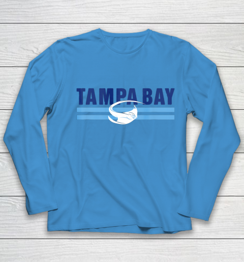 Cool Tampa Bay Local Sting ray TB Standard Tampa Bay Fan Pro Youth Long Sleeve 13