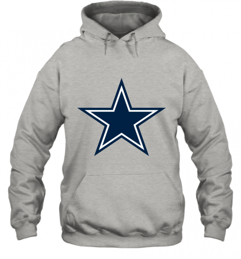 Dallas Cowboys NFL Pro Line by Fanatics Branded Gray Victory Hoodie