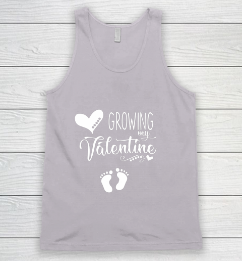 Growing my Valentine Tshirt for Wife Tank Top 3