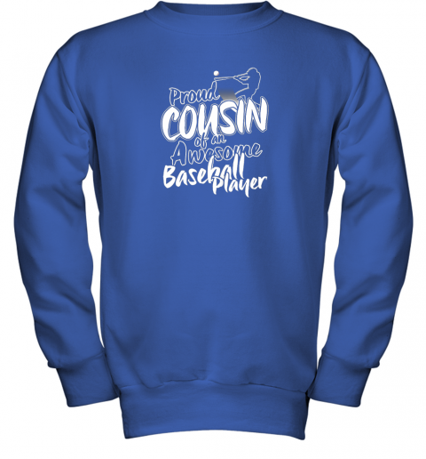 myq7 cousin baseball shirt sports for men accessories youth sweatshirt 47 front royal