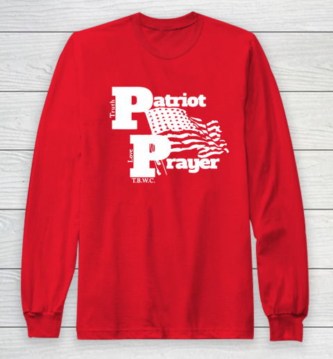 Patriot Prayer Long Sleeve T-Shirt 15
