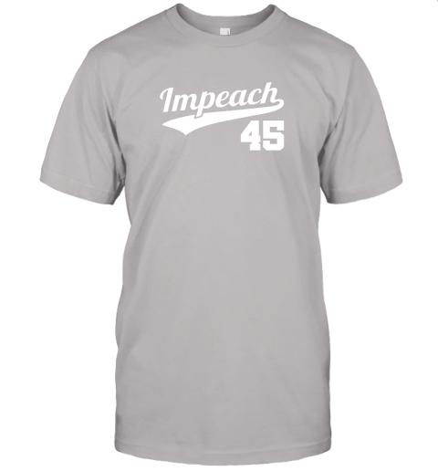 wqwp impeach donald trump 45 baseball logo jersey t shirt 60 front ash