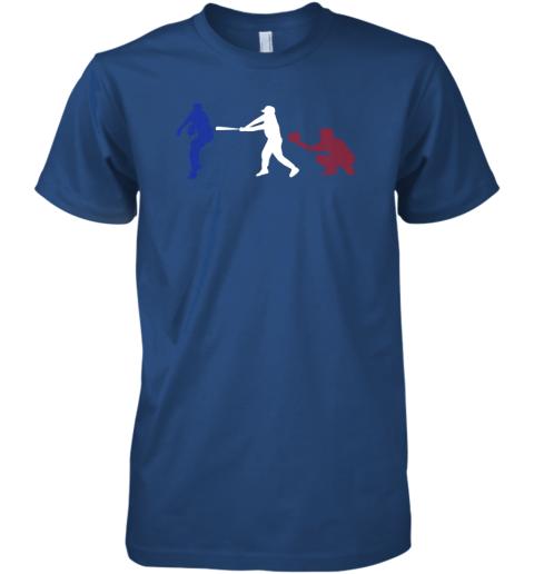ts52 baseball usa flag american tradition spirit premium guys tee 5 front royal
