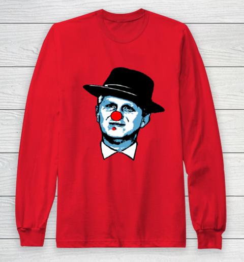 Michael Rapaport Clown Long Sleeve T-Shirt 7