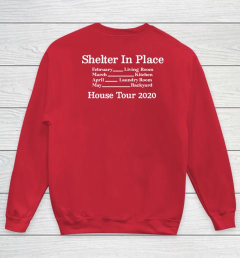 Peter Frampton Covid Stays Inside Youth Sweatshirt 15