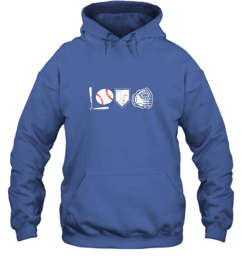 jj4m i love baseball baseball heart hoodie 23 front royal