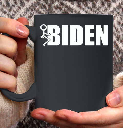 Fuck Joe Biden Ceramic Mug 11oz
