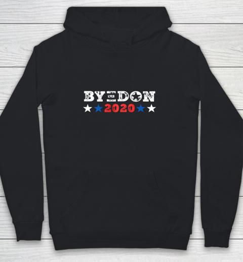 ByeDon Shirt 2020 Joe Biden 2020 American Election Bye Don Youth Hoodie