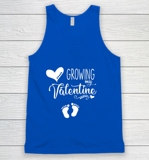 Growing my Valentine Tshirt for Wife Tank Top 4